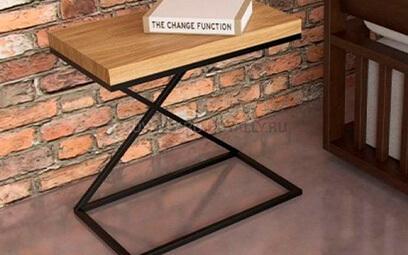 столик с крестиком