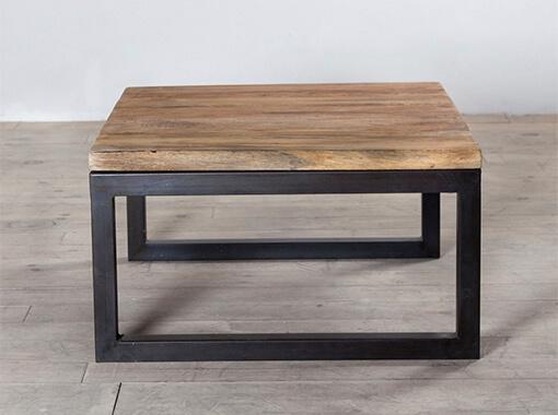 столик журнальный с квадратным основанием