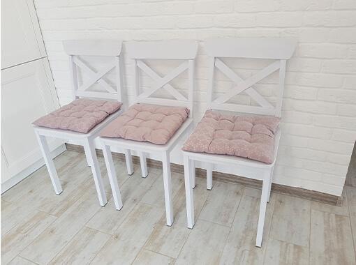 стул металлический