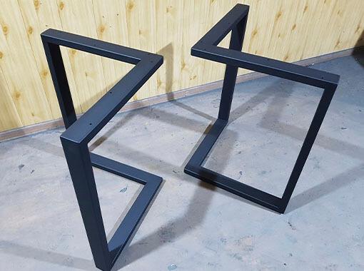 подстолье для стола из двух опор
