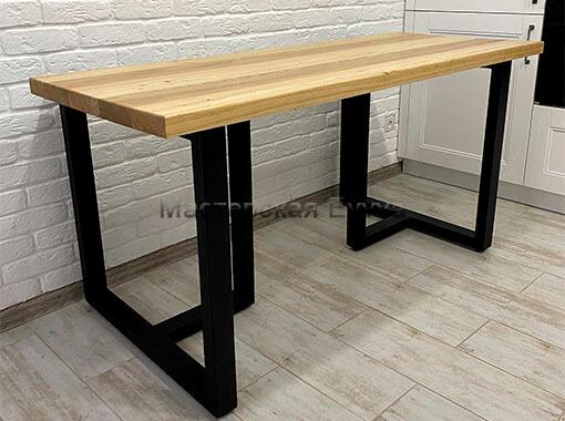удобный стол лофт