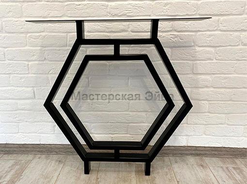 подстолье шестиугольное