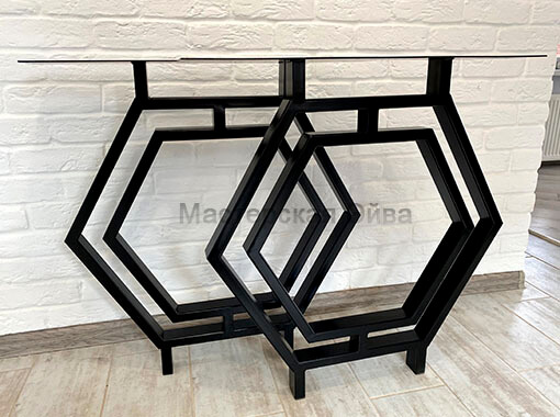 ноги для стола в стиле лофт