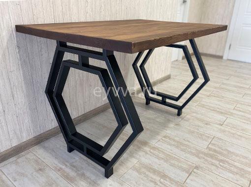 Металлический стол на заказ
