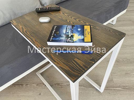 столик вид сверху
